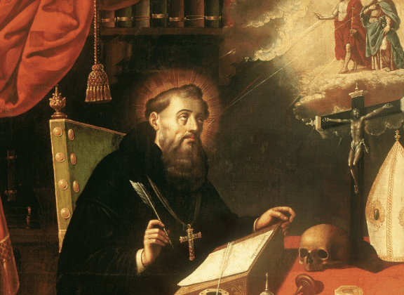 Augustine's Influence on Calvin, Luther, and Zwingli