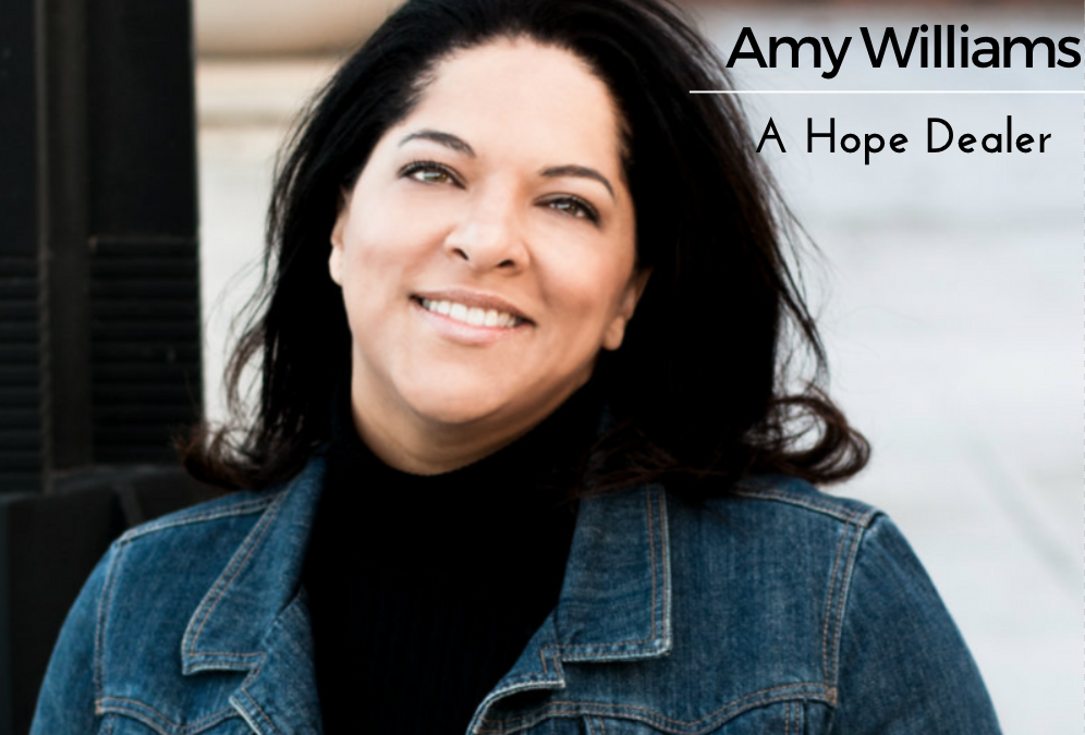 Amy Williams | A Hope Dealer: Urban Youth Ministry Today