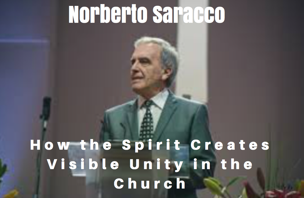Norberto Saracco | How the Spirit Creates Visible Unity in the Church