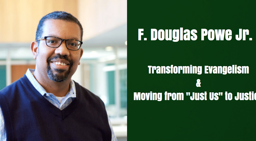 """F. Douglas Powe, Jr. 