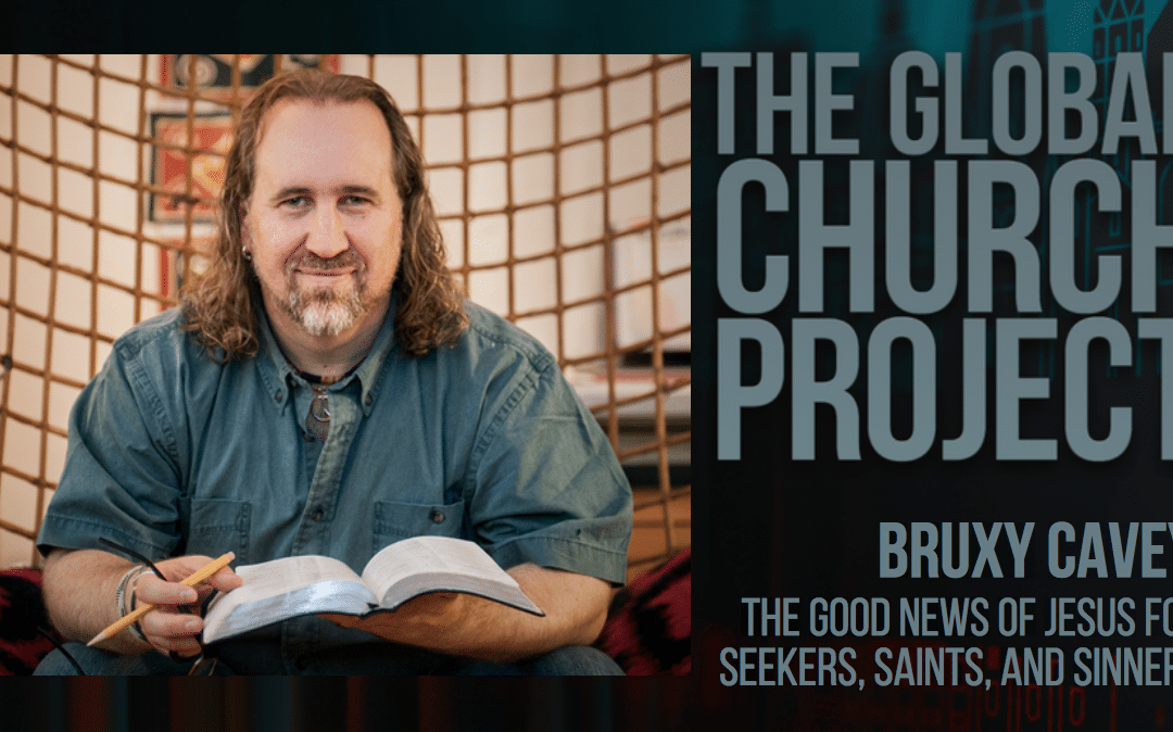 Bruxy Cavey | The Good News of Jesus for Seekers, Saints, and Sinners