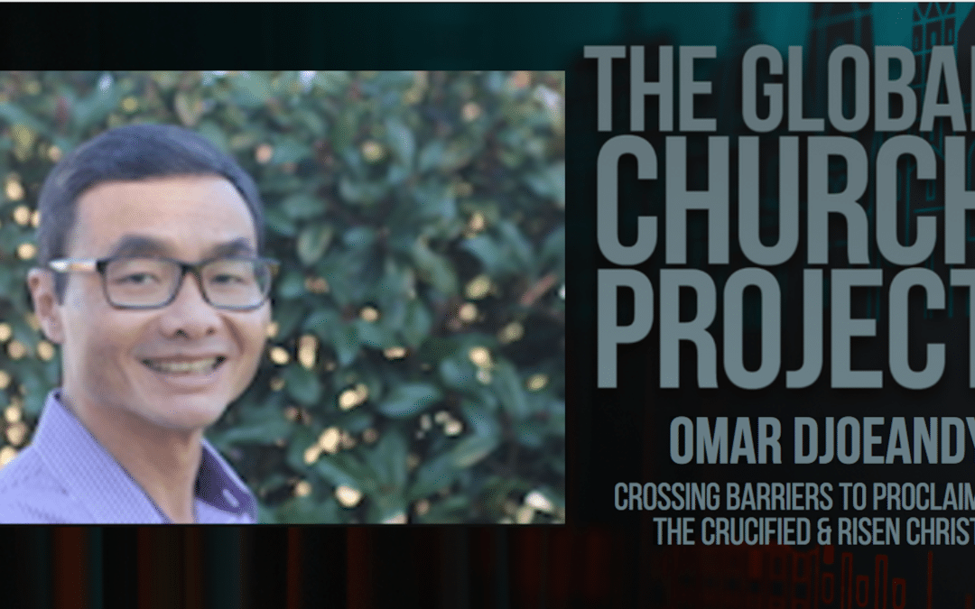 Omar Djoeandy | Crossing Barriers to Proclaim the Crucified and Risen Christ