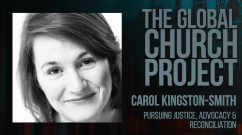 Carol Kingston-Smith | Pursuing Justice, Advocacy & Reconciliation