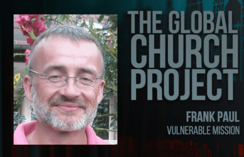 #97: Frank Paul – Vulnerable Mission – Podcast