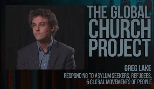 Greg Lake | Responding to asylum seekers, refugees, and global movements of people