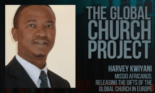 Harvey Kwiyani | Missio Africanus: Releasing the gifts of the global church in Europe
