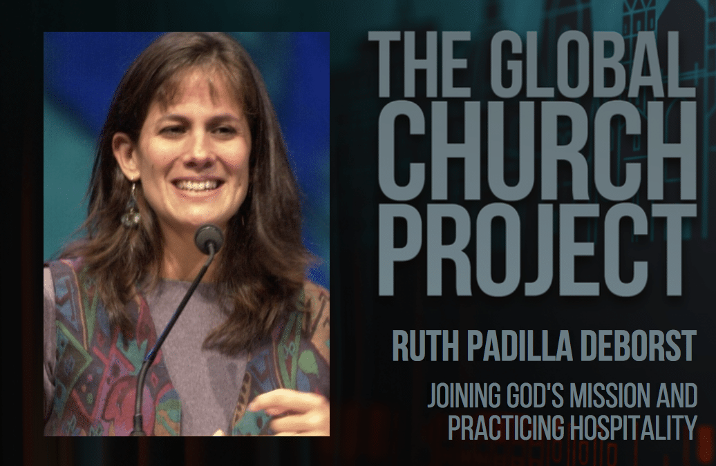 Ruth Padilla DeBorst | Pursuing Mission & Practicing Hospitality