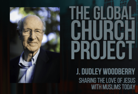 #128: J. Dudley Woodberry – Sharing the love of Jesus with Muslims today – Podcast