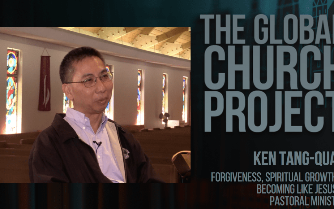 Ken Tang-Quan | Forgiveness, spiritual growth, and becoming like Jesus in pastoral ministry