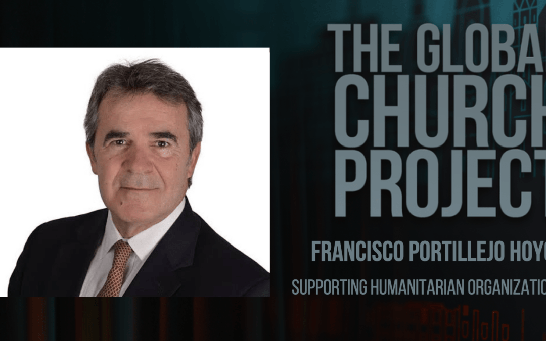 Francisco Portillejo Hoyos | Supporting Humanitarian Organizations