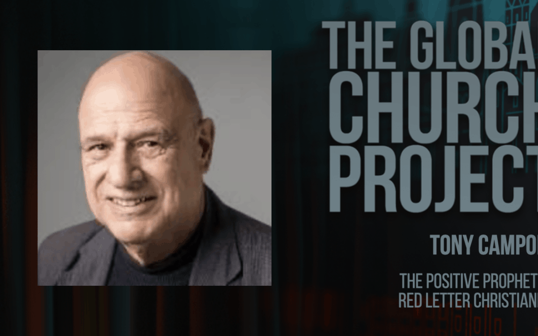#151: Tony Campolo – The positive prophet of Red Letter Christianity – Podcast
